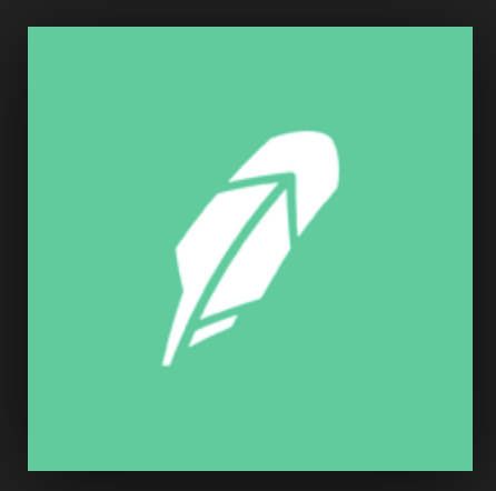 Robinhood investments stocks finance money shares